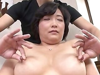 Japanese Matures Works Youthful Inches In Both Her Hairy Fuck-holes