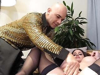 Cathy Heaven Is A Randy Mega-bitch That Knows How To Make A Man Blessed