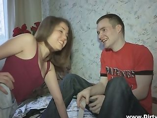 Dude Permits His Best Friend To Fuck Sightless Folded Gf Rita Jalace