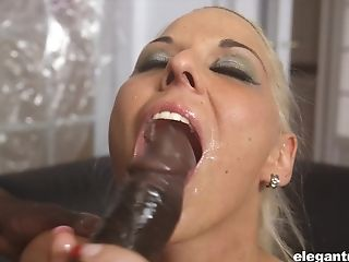 Three Schlongs For Simony Diamond To Satiate Her Thirst For Man-meat