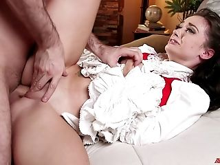 Gia's Flamboyant Paramour Will Give Her The Most Amazing Puss Drilling