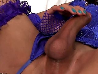 T-girl Anita Rectal Tool