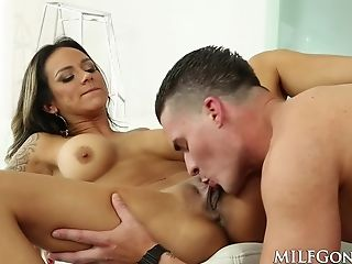 Nadia Styles Likes Her Guys Youthful And Dangled