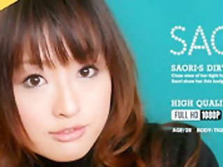 One Dick Is Never Enough For Insatiable Chick, Saori - Avidolz