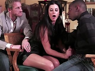 There Is Nothing Nicer For Inviting Lady India Summer Than A Brilliant Threesome
