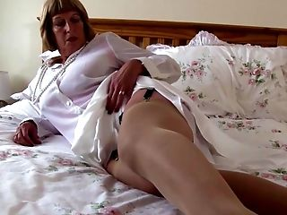 Sexy Grannie With Big Tits And Greedy Cunt