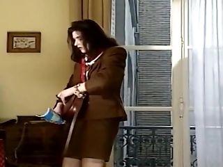 Melodie Smooch And Rocco Siffredi - Les Rendez-vous De Sylvia (1989)