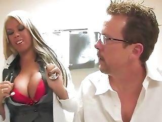 Gorgeous Mummy Bridgette B The Arousing Medic Pornography Vid