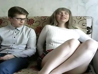 My Step-brother Seduced Me - Witness Part2 On Slut9,com