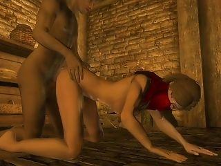 Skyrim - Vampires