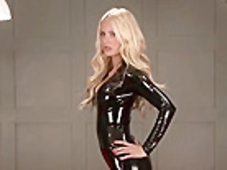 Sexy Blonde Fixation Honey Alessandras Spandex
