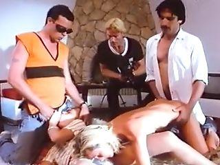 Heisser Orgy Auf Ibiza