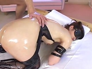 Unexperienced Cockslut Asuka Kyono Tied Up And Gets Her Cunt Pounded
