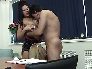 Cassie Youthful Can't Wait To Share Friend's Penis With Audrey Bitoni