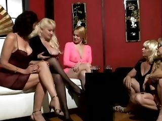 Bald Fella Banging A Few Ladies Including Awesome Vanessa Videl