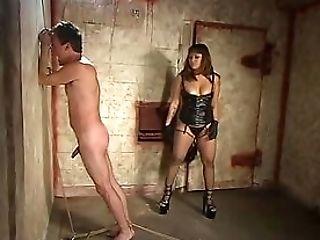 Superior Mummy Treats Her Man With Insane Female Domination Porno