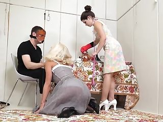 Pervy Threesome With Maria Jade And Anastasia Rose Is The Best Soiree