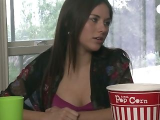Lecherous Lezzie Honey Shyla Jennings Is Making Love With Her Gf