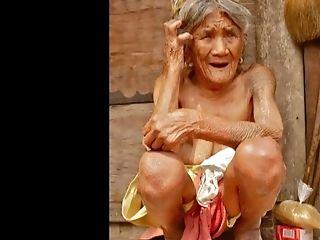 Ilovegranny Immensely Wrinkly Granny Slideshow