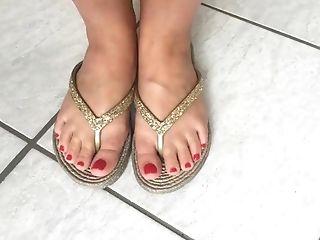 Lena´s Sexy Feet
