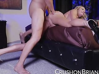 Big Tit Briana Banks Fucked In Her High-heeled Shoes