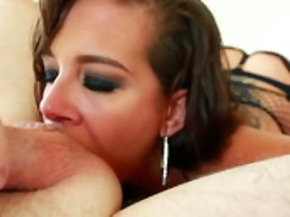 Sweet Russian Teenage Takes A Big Penis Up Her Culo