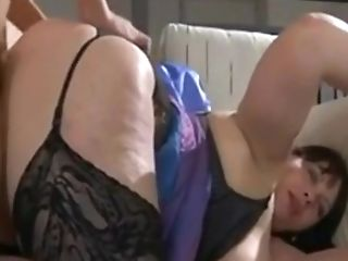 Bbw Russian Matures Loves Ass-fuck Fucking With Her Boytoy