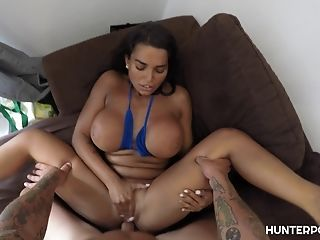 Hunterpov - Chloe Lamour - Big Cans