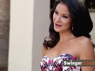 Romantic And Real Swinging Couples On Swapper Television