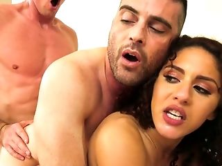 think, that you lady sonia threesome strapon fuck simply remarkable