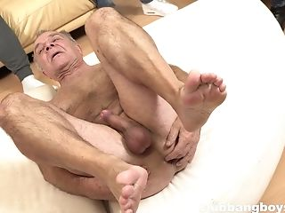 Hard-core Homo Donk Fuck And Blowage Orgy With Horny Matures Dudes