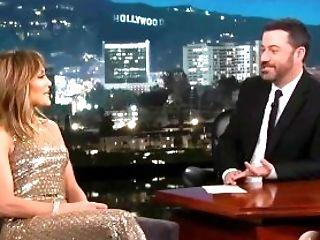 Jennifer Lopez - Jimmy Kimmel Live - 1 April 2016