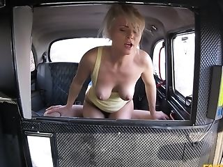 Czech Mummy Kathy Anderson Gets Fucked By Cab Driver