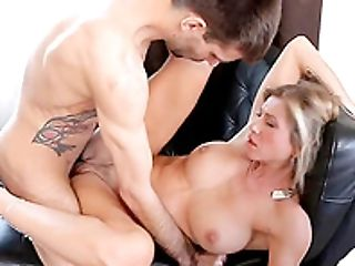 Russian Maiden In Orgasm After Receiving Superb Hard-core Missionary Smashing In Reality Pornography