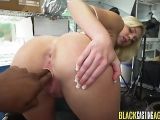 Milky Big Butt Gets Got Laid For A Job Role