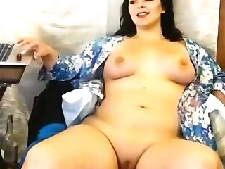 First-timer Curvy Turkish Woman