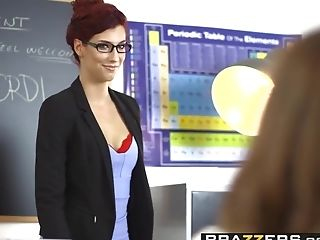 Brazzers - Big Tits At School - Lets Welcome The Fresh Student