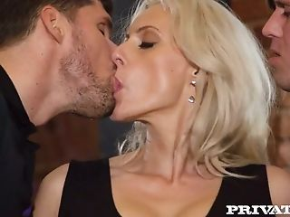 Mmf hot threesome sex