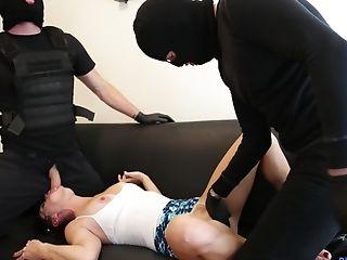 Threesome Fuck - Robbery Fantasy