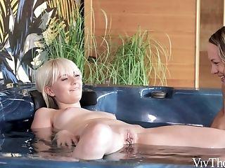 Blue Angel And Miss Melissa - Sensuous Sapphic Porno