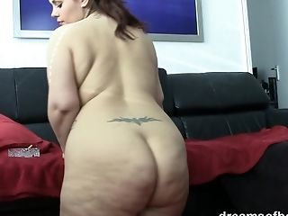 German Phat Ass Milky Girl Samantha Is Smokin Sexy Hd