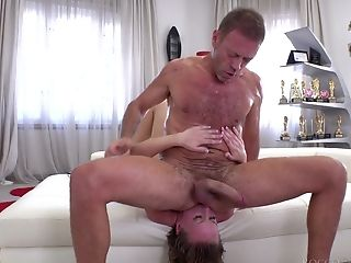 Valentina R Spreads Her Taut Asshole For A Hard Fat Dick