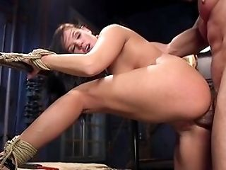 Crazy Sadism & Masochism Leads The Hot Wifey To Act Like A Whore
