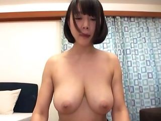 Hanyuu Arisa Likes To Fuck In All Possible Poses With Her Horny Paramour
