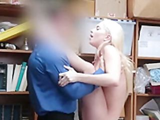 Tender Riley Starlet Fed Jizz After Disciplinary Banging