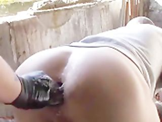 Wrecked Farting Fuck Hole