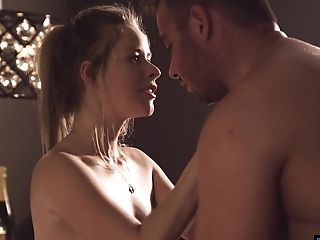 Blonde Hoe Lilly Ford Deepthroat And Vulva Fucks A Shaft Until It Cums