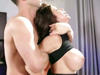 Bitchy Stepmom With Big Bosoms Alexis Fawx Is Fucked By Brutal Stepson