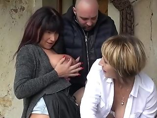 Caro And Catalya Butt-fucked Together In Hd Movie